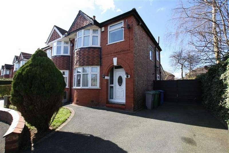 3 Bedrooms Semi Detached House for sale in Fraser Avenue, Sale