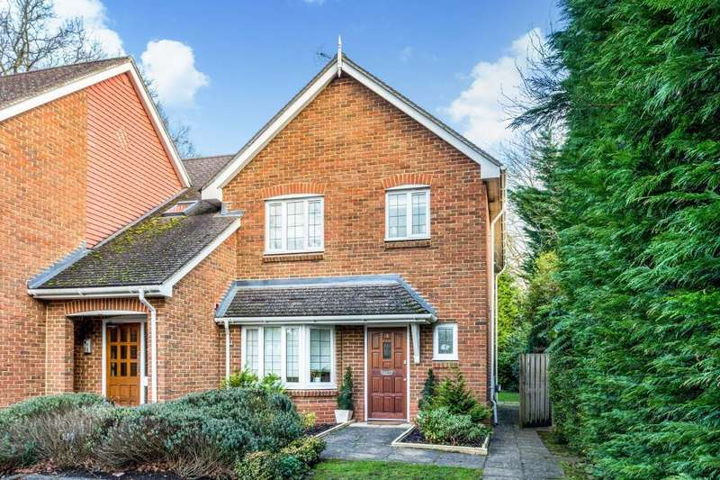2 Bedrooms End Of Terrace House for sale in Oakdale, Windlesham