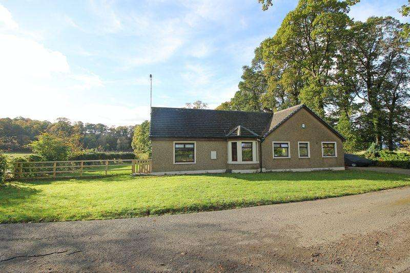 4 Bedrooms Bungalow for sale in Boquhan Estate, Stirling
