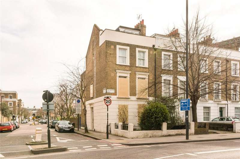 7 Bedrooms House for sale in Tollington Road, Islington, London
