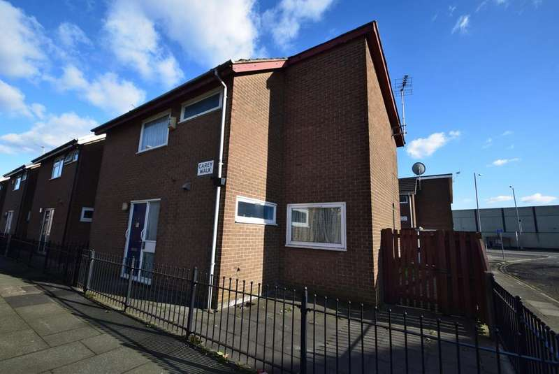 3 Bedrooms End Of Terrace House for sale in Carey Walk, Manchester, M15