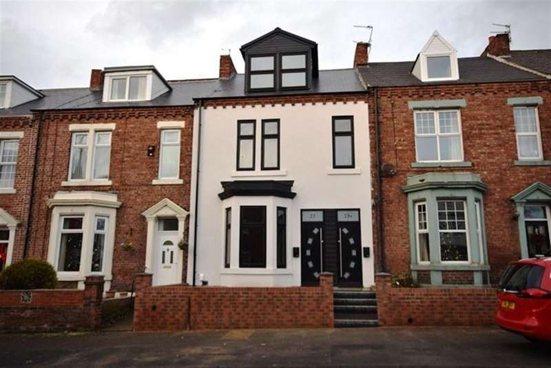4 Bedrooms Maisonette Flat for rent in 23a Mowbray Road, South Shields