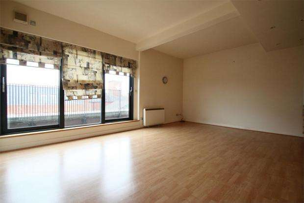 1 Bedroom Flat for sale in Metropolitan Lofts, Parsons Street, Dudley