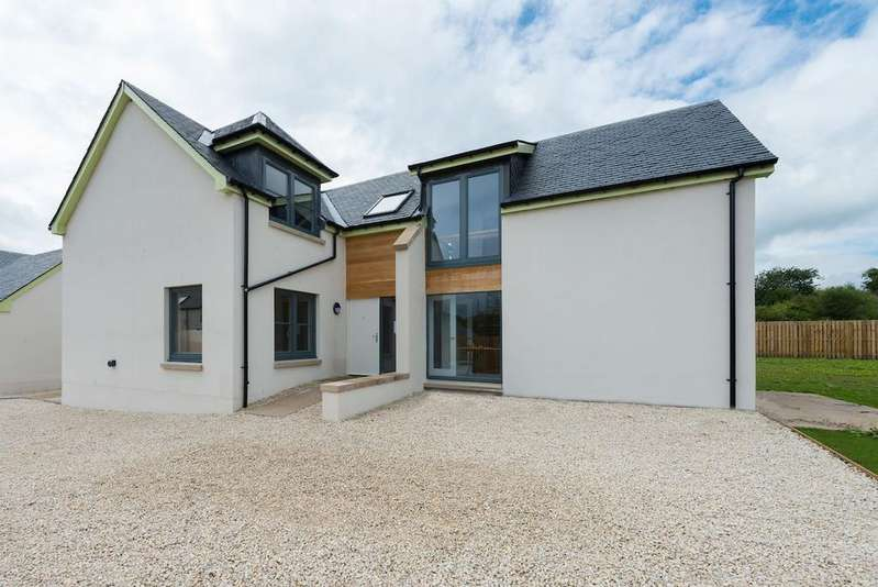 4 Bedrooms Detached House for sale in The Steading, The Oaks by Battleby, Perthshire, PH1 3EN