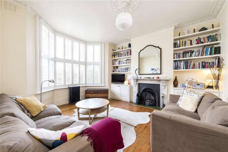 5 Bedrooms Terraced House for sale in Romola Road, London, SE24