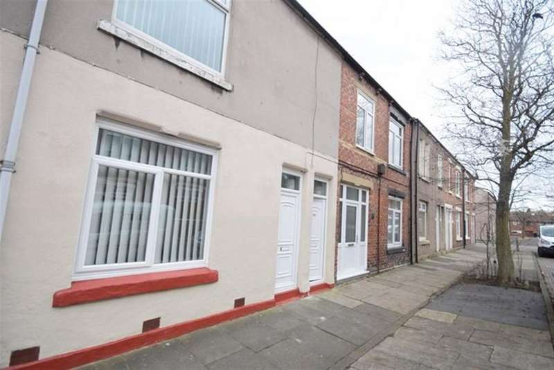 2 Bedrooms Flat for rent in Arnold Street, Boldon Colliery