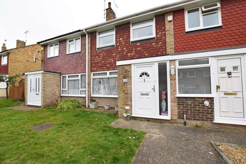 3 Bedrooms Terraced House for sale in Monmouth Close, Rainham, Gillingham, ME8