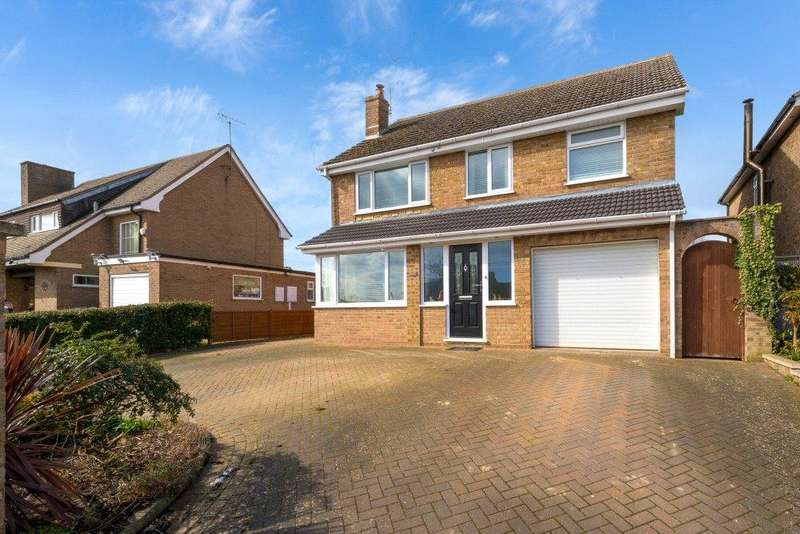 4 Bedrooms Detached House for sale in Victoria Place, Bourne, PE10