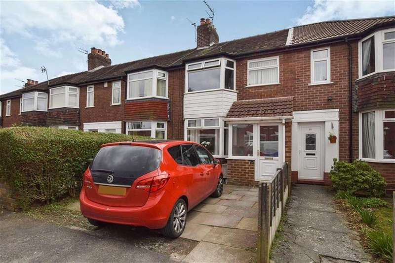 3 Bedrooms Terraced House for sale in Princes Drive, Sale, M33