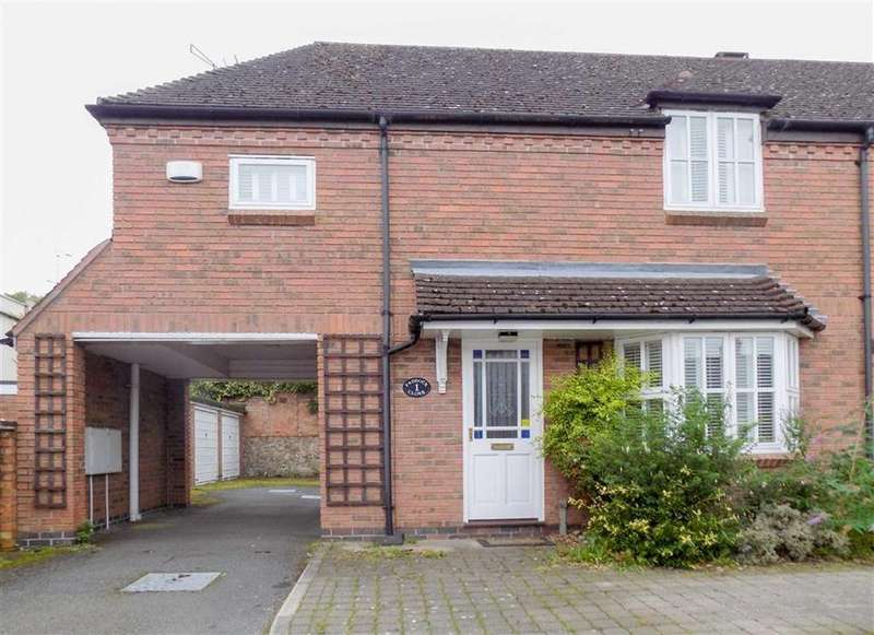 1 Bedroom Town House for sale in Paddock Close, Rothley, LE7