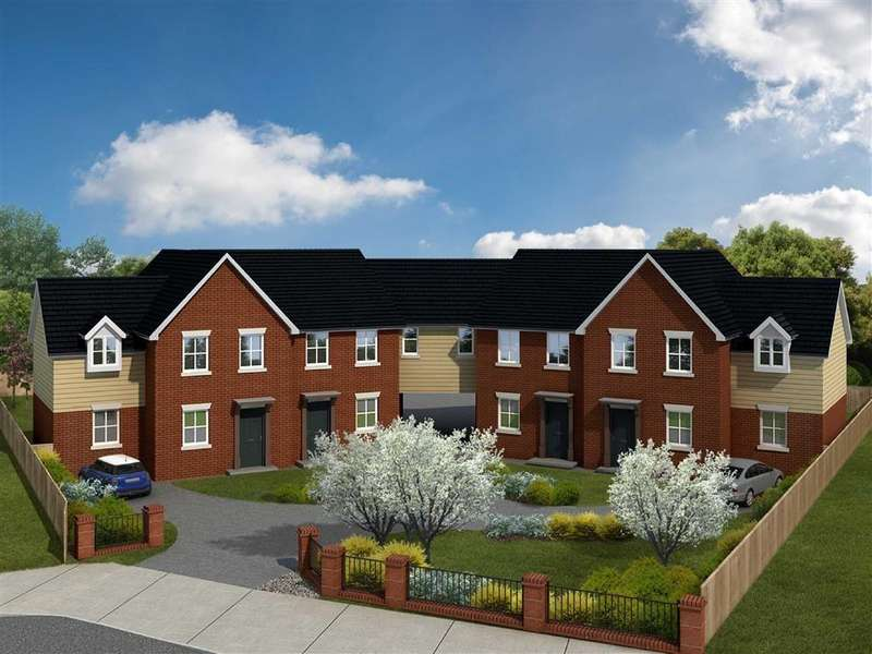 4 Bedrooms Semi Detached House for sale in Plots 1 4, Clacton-on-Sea