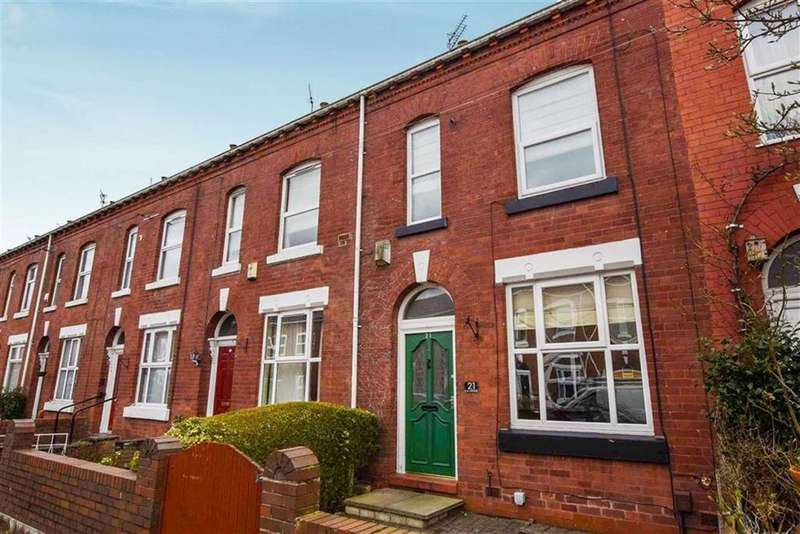 2 Bedrooms Terraced House for sale in Elm Grove, Sale, M33