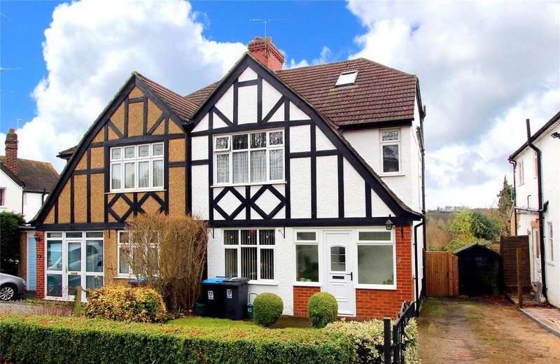 4 Bedrooms House for sale in Belham Road, Kings Langley, Hertfordshire, WD4