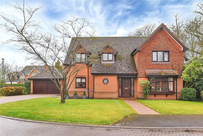 4 Bedrooms Detached House for sale in Kings Brook Close, Rempstone, Loughborough