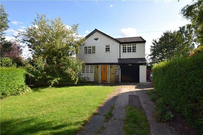 4 Bedrooms Detached House for sale in The Dingle, Parkside Road, Leeds