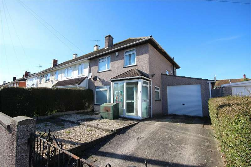 3 Bedrooms End Of Terrace House for sale in Ullswater Road, Southmead, Bristol, BS10