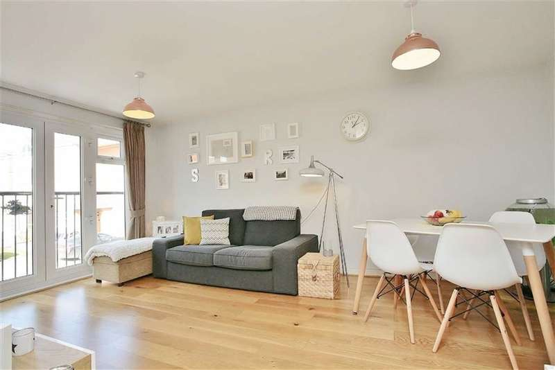 2 Bedrooms Apartment Flat for sale in Purston House, Banbury, Oxfordshire, OX16
