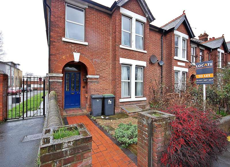 6 Bedrooms Semi Detached House for rent in Sturry Road, Canterbury