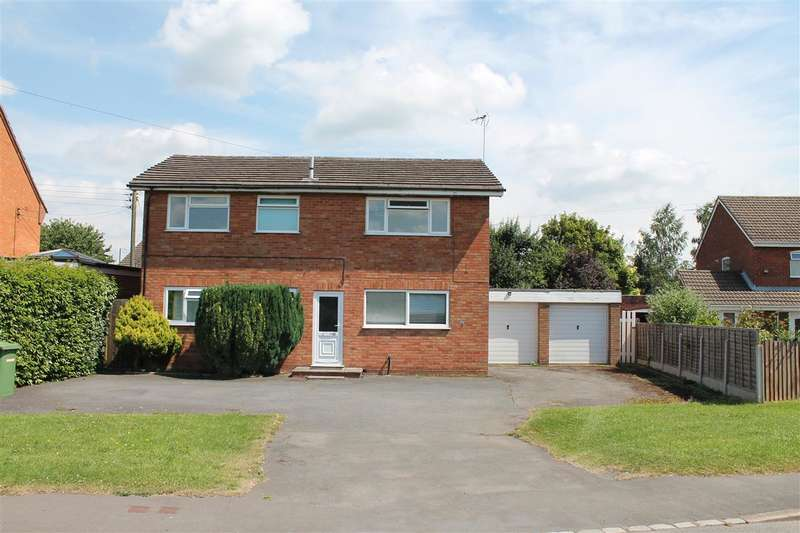 4 Bedrooms Detached House for sale in Bromsgrove Road, Studley, Studley