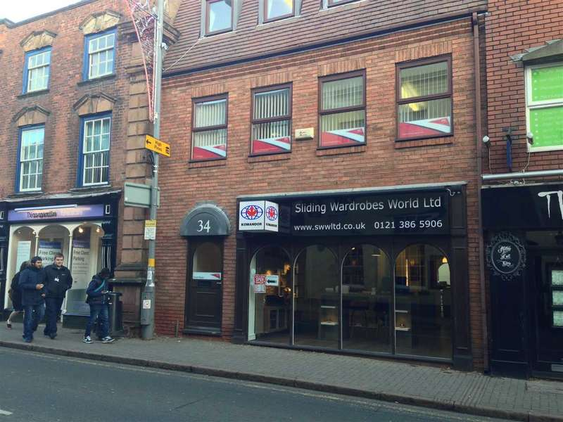 Commercial Property for rent in High Street, Sutton Coldfield, Birmingham