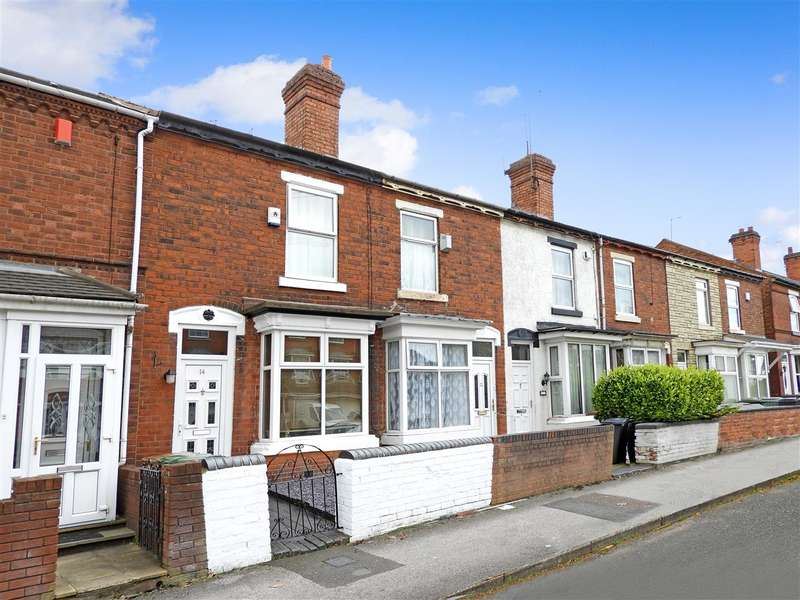 2 Bedrooms Terraced House for sale in Tong Street, Walsall