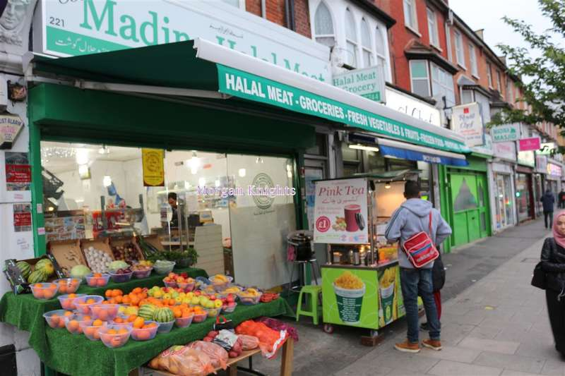 Commercial Property for rent in High Street North, East Ham
