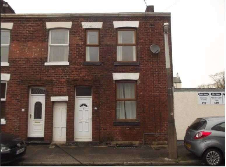 3 Bedrooms End Of Terrace House for sale in Robinson Street, Preston, PR1