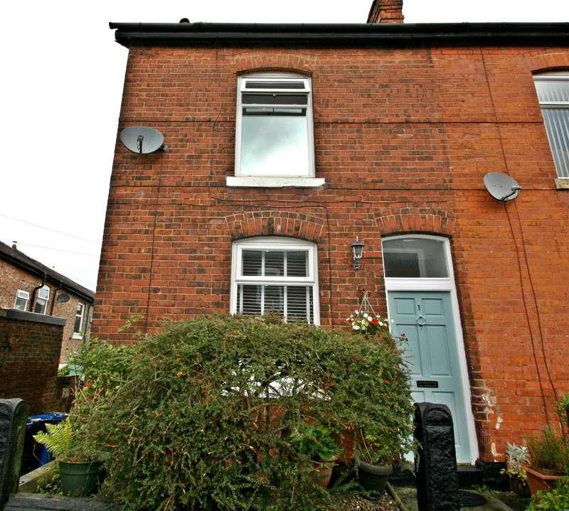 2 Bedrooms Terraced House for sale in Herbert Street, Prestwich