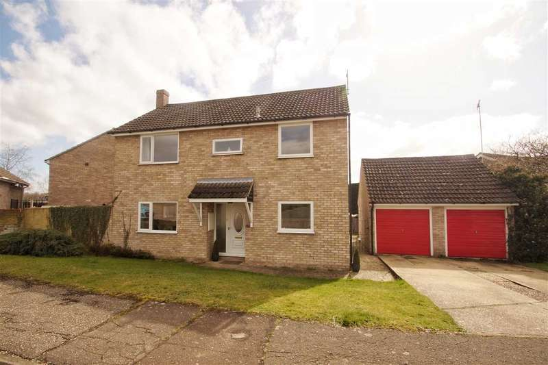 4 Bedrooms Detached House for sale in Heathfields, Eight Ash Green, Colchester