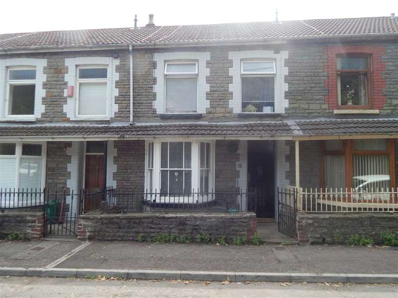 3 Bedrooms Terraced House for sale in Tyntyla Avenue, Pentre