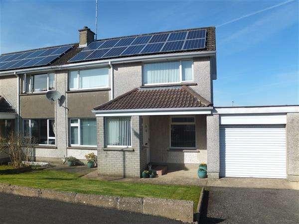 3 Bedrooms Semi Detached House for sale in Cherry Walk, Enniskillen