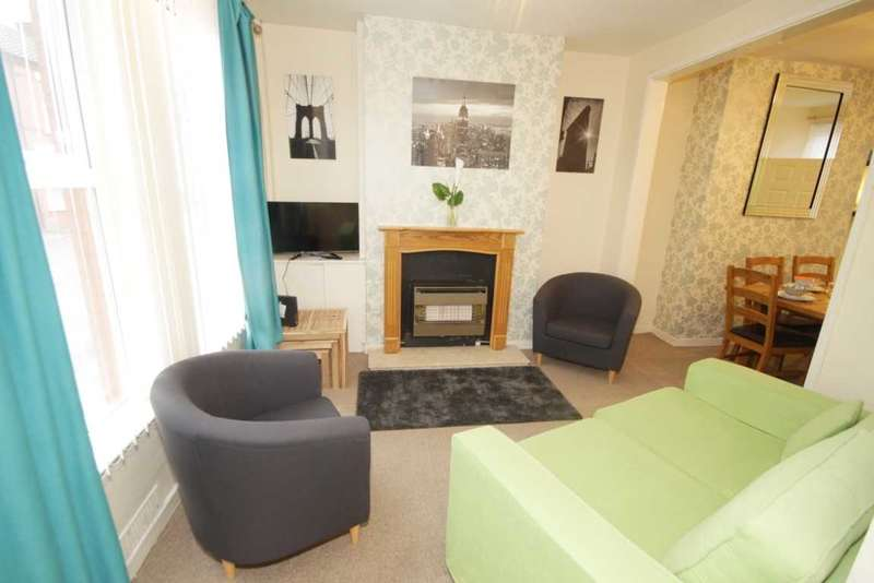3 Bedrooms Serviced Apartments Flat for rent in Maskell Road, Old Swan, Liverpool