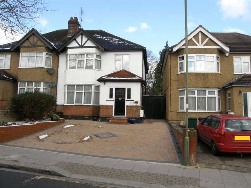 3 Bedrooms Semi Detached House for sale in Friern Park, Finchley