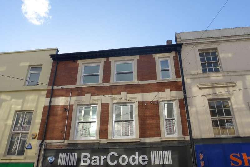 1 Bedroom Flat for rent in High Street, Merthyr Tydfil CF47