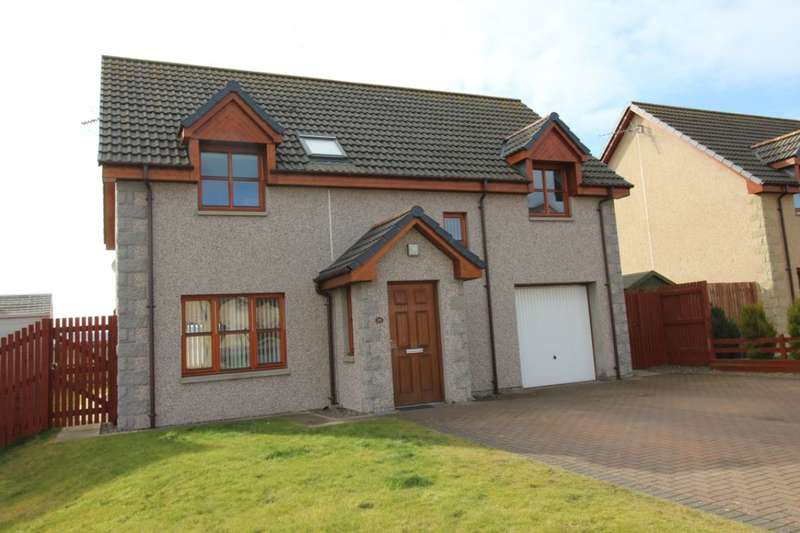 4 Bedrooms Detached House for sale in Ben Riach View, Elgin, IV30