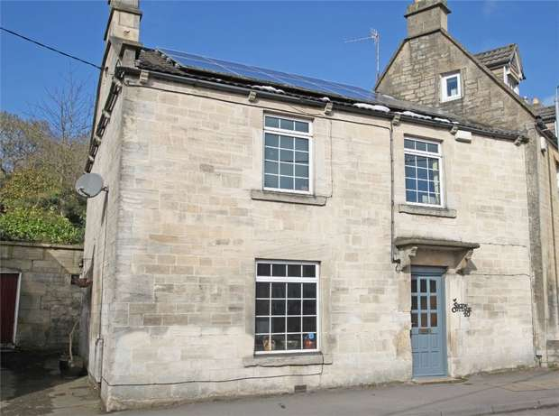 3 Bedrooms End Of Terrace House for sale in 40 Frome Road, Bradford on Avon, Wiltshire