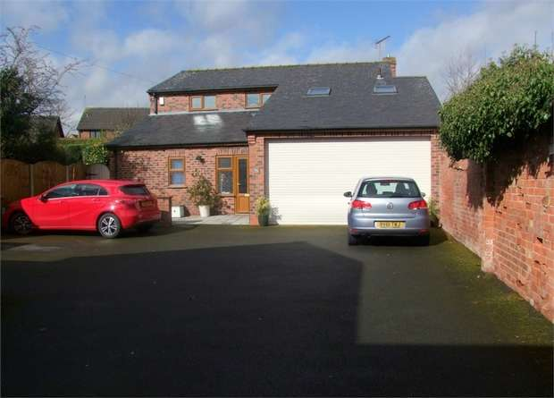 4 Bedrooms Detached House for sale in Melbourne, Derbyshire