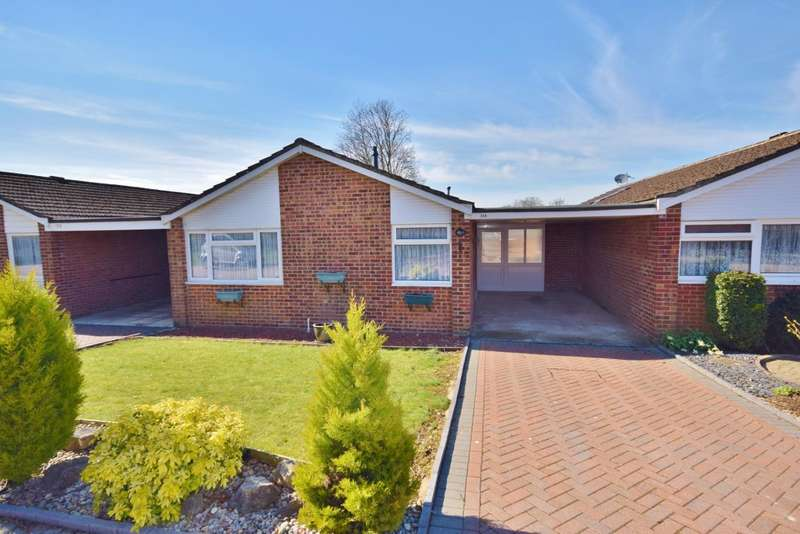 2 Bedrooms Bungalow for sale in Kempshott, Basingstoke, RG22