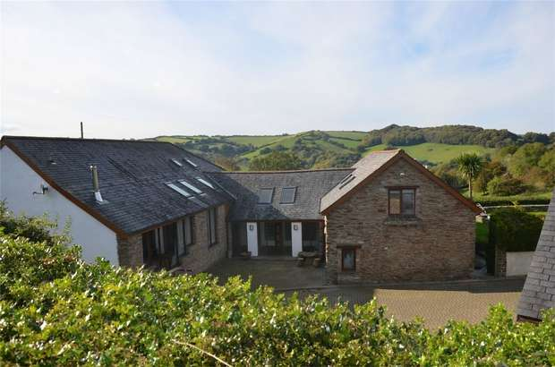 7 Bedrooms Detached House for sale in BERRYNARBOR, Devon