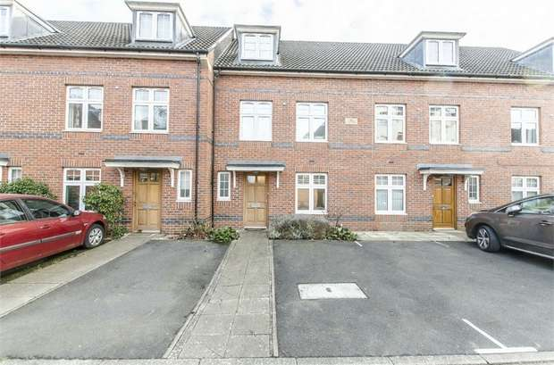 3 Bedrooms Town House for sale in Causton Gardens, Eastleigh, Hampshire