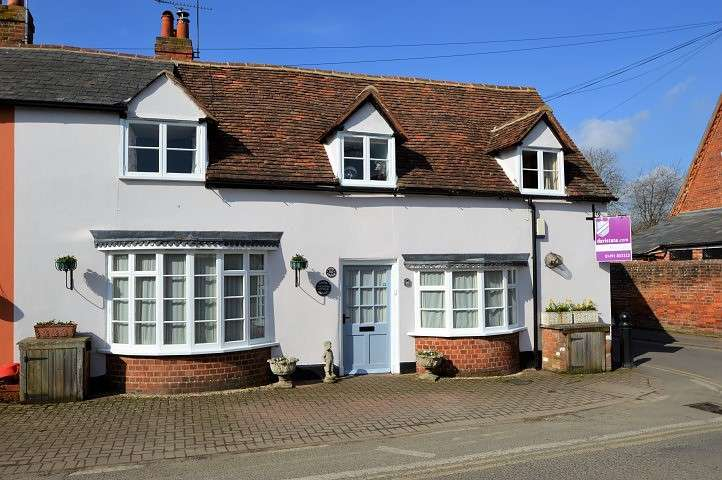 2 Bedrooms End Of Terrace House for sale in Goldsmith's Lane, Wallingford, OX10