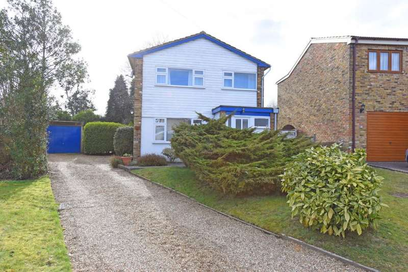 3 Bedrooms Detached House for sale in Faraday Road, Farnborough, GU14