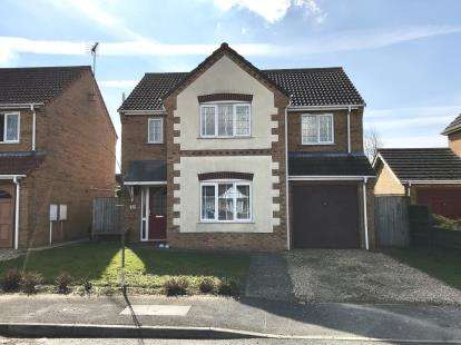 4 Bedrooms Detached House for sale in Pilgrim Gardens, Fishtoft, Boston, Lincolnshire