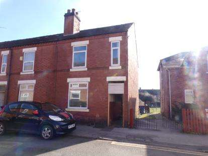 3 Bedrooms End Of Terrace House for sale in Ash Street, Burton On Trent, Staffordshire