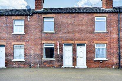 3 Bedrooms Terraced House for sale in Stoneyford Road, Sutton-In-Ashfield, Nottinghamshire