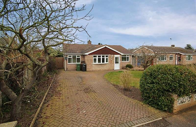 3 Bedrooms Detached Bungalow for sale in College Road, Hockwold, Thetford