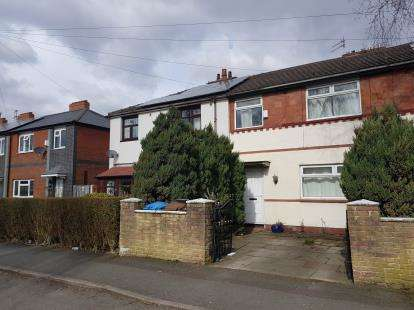 3 Bedrooms Terraced House for sale in Whitchurch Road, Manchester, Greater Manchester, Uk
