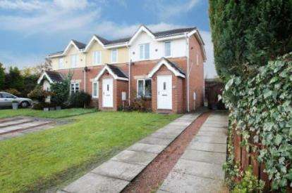 2 Bedrooms Semi Detached House for sale in Trevithick Close, Eaglescliffe, Stockton On Tees