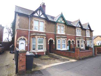 3 Bedrooms End Of Terrace House for sale in Cobden Avenue, Peterborough, Cambridgeshire