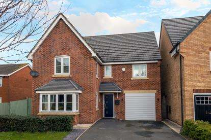 5 Bedrooms Detached House for sale in The Hollies, Cheslyn Hay, Staffordshire, United Kingdom